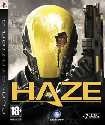 ps3hazecoverimg12007 - La lista dei videogames in uscita a Novembre: PSP, PS2, PS3, XBOX360, WII, NDS