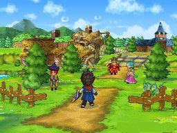 dq9 - Dragon Quest IX quasi completo