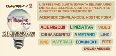 imgcaterpillar14022008 - M'Illumino di meno 2008: giornata internazionale del risparmio energetico