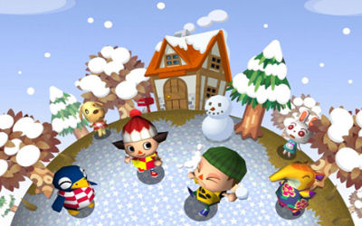 Incontri Animal Crossing City Folk