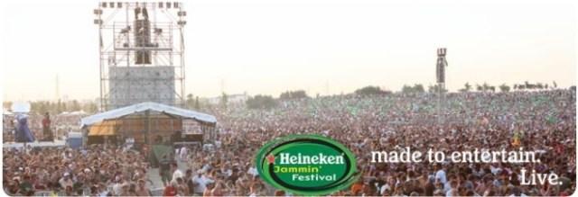 heineken jammin festival header - Pronti per un super weekend di musica?