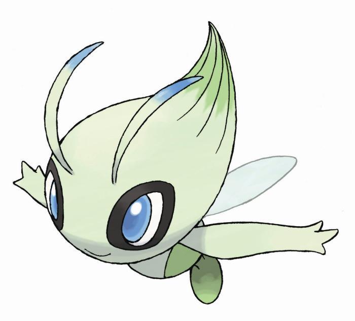 celebi jpg jpgcopy - Pokémon, Celebi disponibile gratuitamente su Zaffiro Alpha, Rubino Omega, X e Y