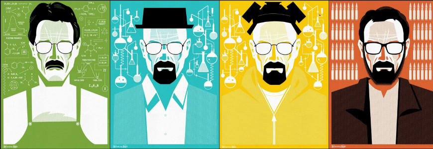 BreakingBadSpecialeExt - Breaking Bad, le vie del cambiamento