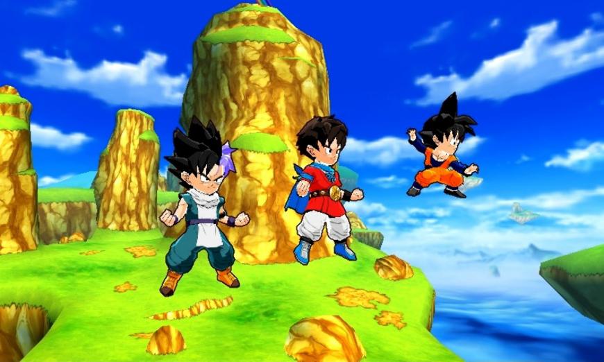 corpoarticolo - Dragon Ball Fusions, guida e consigli per iniziare alla grande