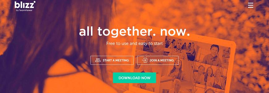 Blizz com - Blizz Teamviewer, la soluzione web-conferencing raggiunge il traguardo del milione di minuti
