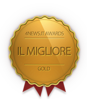 GoldAward 1 - Recensione Logitech G403 Prodigy Wireless
