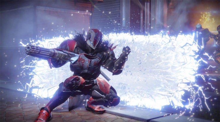 striker - Guida Destiny 2, le sottoclassi del Titano