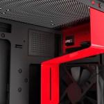 H400i Matte BlackRed SmartDevice - NZXT presenta la nuova Serie H dei suoi case per PC
