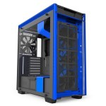 H700i Matte BlackBlue Front Fans - NZXT presenta la nuova Serie H dei suoi case per PC