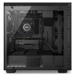 H700i Matte Black Side System - NZXT presenta la nuova Serie H dei suoi case per PC