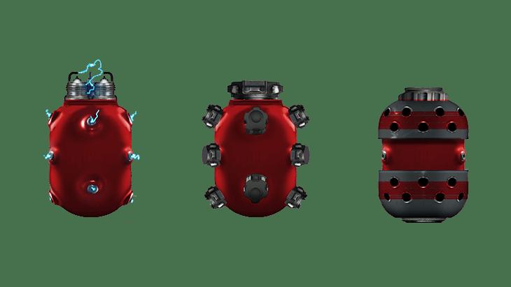 Handgranate - Wolfenstein II: The New Colossus, nuova galleria di immagini dedicata alle armi