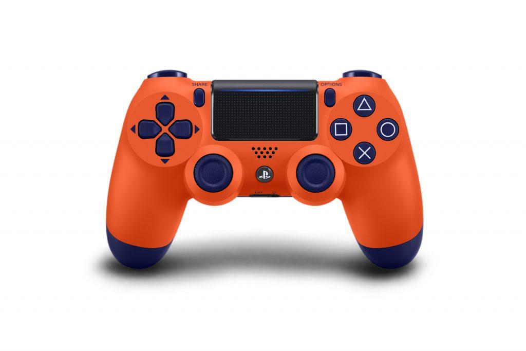 Sunset Orange 1 1024x683 - In arrivo la nuova colorazione Sunset Orange per il DualShock 4