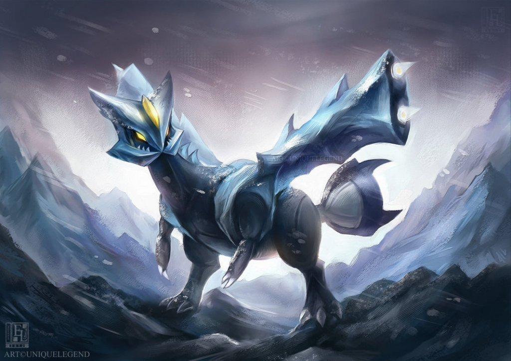 kyurem by uniquelegend d5ly2ve 1024x723 - Guida Pokémon Ultrasole e Ultraluna, uso degli Ultravarchi e cattura di tutti i Pokémon Leggendari