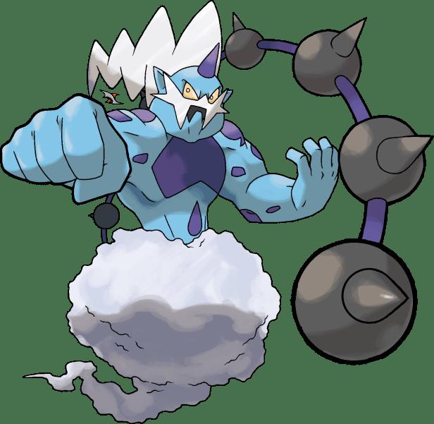 thundurus v 3 by xous54 d39etep - Guida Pokémon Ultrasole e Ultraluna, uso degli Ultravarchi e cattura di tutti i Pokémon Leggendari