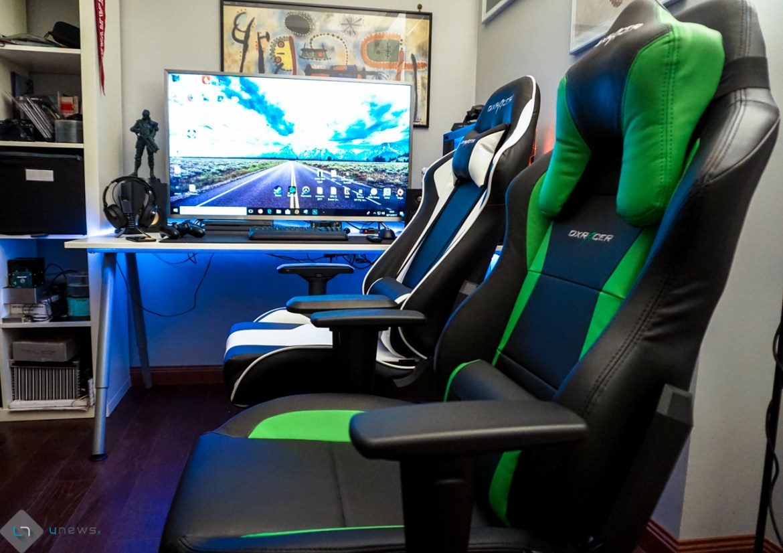 DXRacerrecensione4news 26 - Speciale hardware, le cinque migliori periferiche gaming per il vostro nuovo rig - Parte II