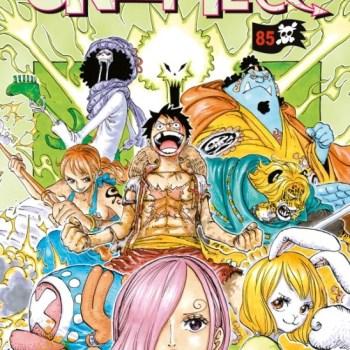 One Piece 85 350x350 - Star Comics, disponibile il n. 85 di ONE PIECE