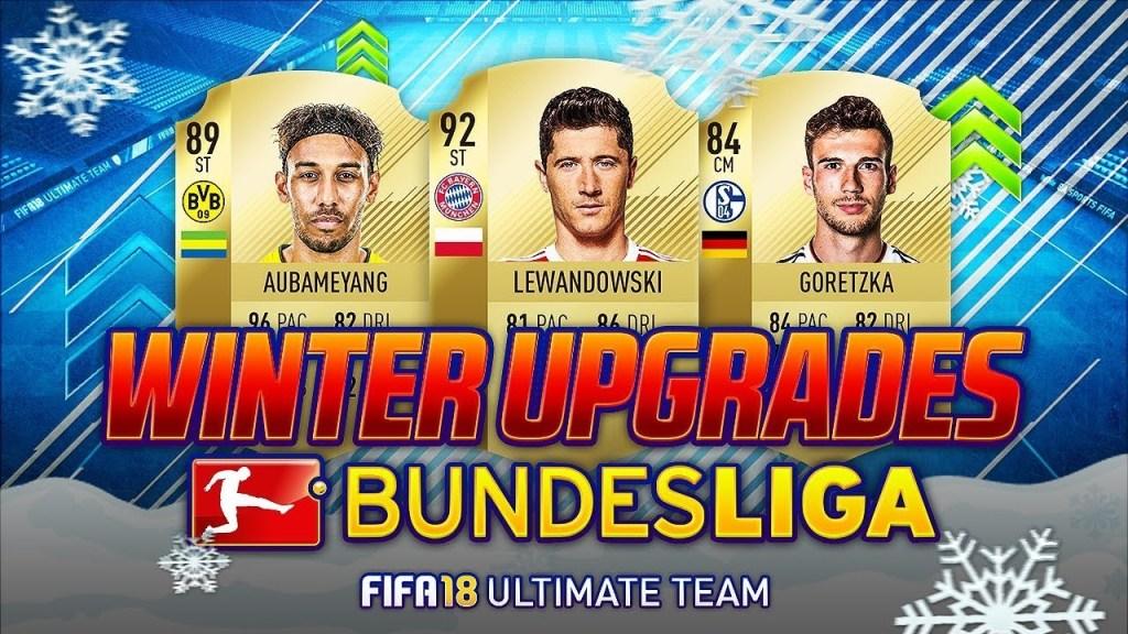 Bundesliga 1024x576 - FIFA 18 FUT - Ultimate Team, quali giocatori potrebbero ricevere un upgrade?