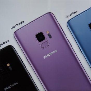 S9 350x350 - Samsung Galaxy S9 e S9+, scheda tecnica, prezzi e data di lancio italiana