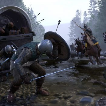 kingdom come deliverance screenshot 19 cumans logo min 350x350 - Recensione Kingdom Come: Deliverance