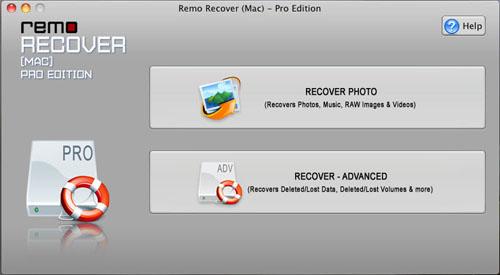 rrmp1 - Remo Recover Pro Mac, la nuova versione per recuperare dati