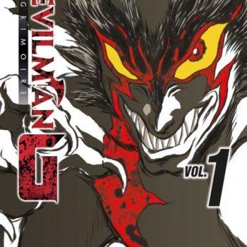 Devilman 350x350 - Star Comics, il primo volume di DEVILMAN G – GRIMOIRE sarà acquistabile la prossima settimana