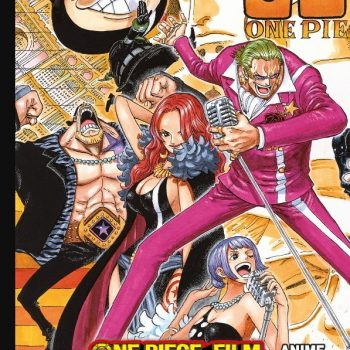 ONE PIECE GOLD IL FILM – ANIME COMICS 350x350 - Star Comics, in arrivo il secondo volume di ONE PIECE GOLD: IL FILM – ANIME COMICS!