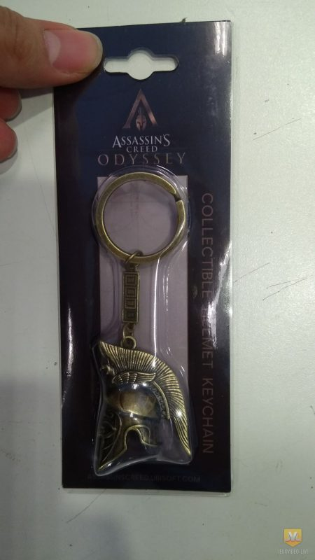 assassins creed odyssey keyring e1530269574699 - Assassin's Creed Odyssey: ecco cosa ne pensiamo