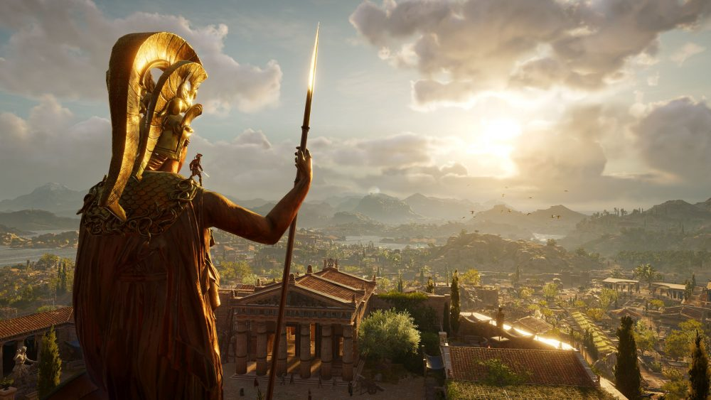 assassins creed odyssey landscape e1530270419945 - Assassin's Creed Odyssey: ecco cosa ne pensiamo