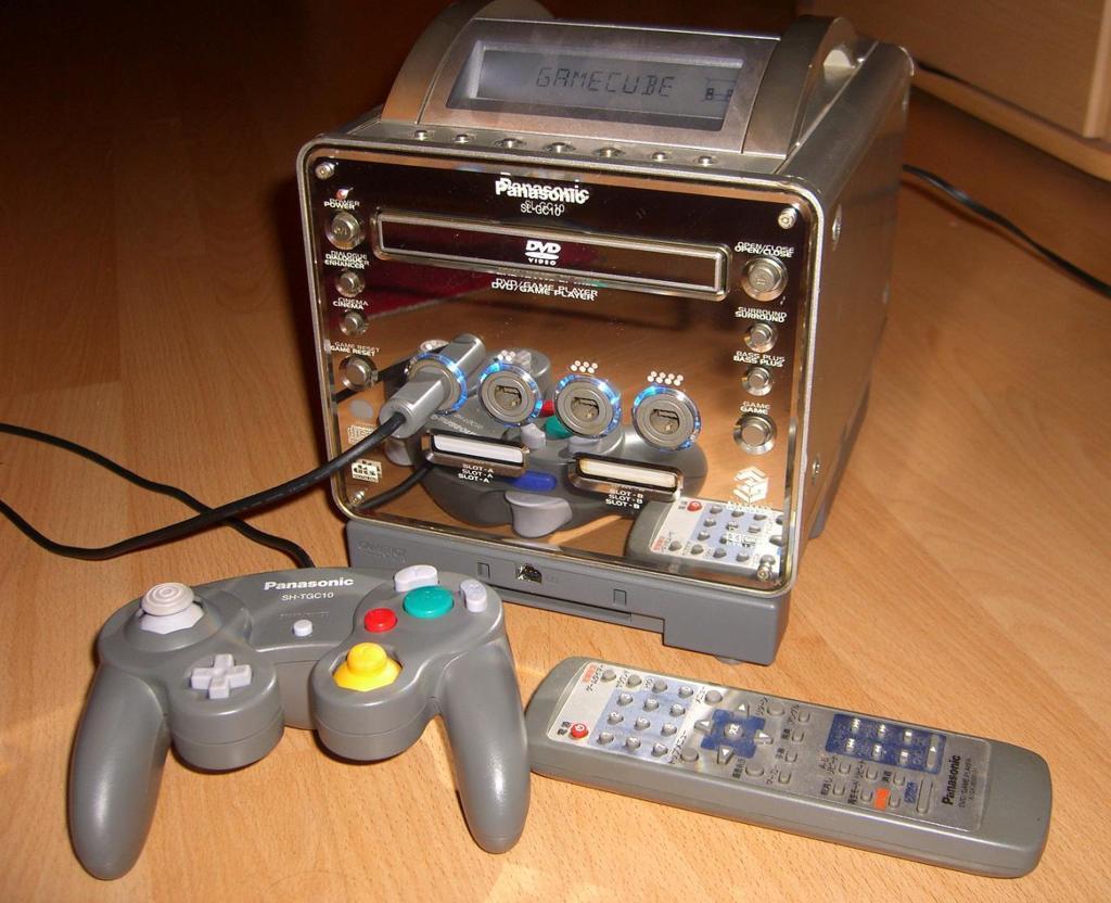 panasonic gamecube - Back 2 The Past: parliamo del GameCube