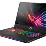 GL704 Scar II 12 1 light - Gamescom 2018, Asus presenta le nuove schede grafiche NVIDIA RTX e tanti nuovi prodotti dedicati al gaming