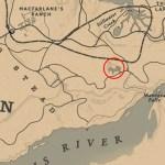 legendary tatanka  bison manteca falls red dead redemption 2 - Red Dead Redemption 2, dove trovare tutti gli animali leggendari