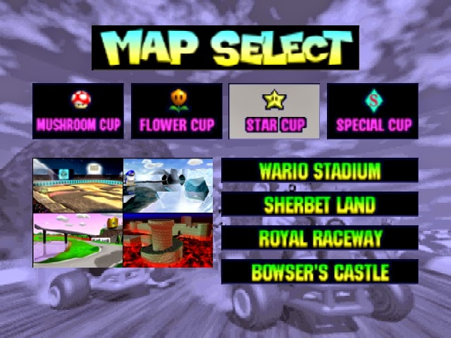 mario kart 64 star cup - Back 2 The Past - Scaldate i motori, oggi tocca a Mario Kart 64