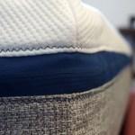 DSC03005 - Recensione materasso e cuscino Tediber