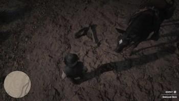 Osso Dinosauro 29 Luogo - Red Dead Redemption 2, dove trovare tutte le ossa di dinosauro