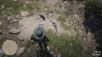 Osso Dinosauro 4 Luogo - Red Dead Redemption 2, dove trovare tutte le ossa di dinosauro