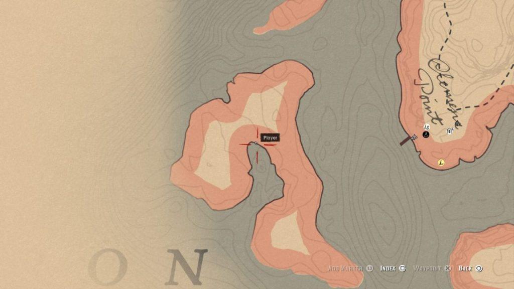 Red Dead Redemption 2 pirate hat location 1152x648 1024x576 - Red Dead Redemption 2: le migliori armi e dove trovare tutte le armi uniche e rare