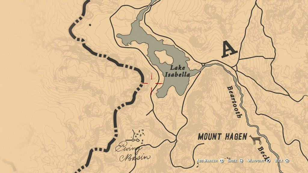arabian horse location best mount red dead redemption 2 1024x576 - Red Dead Redemption 2: come ottenere il miglior cavallo selvaggio