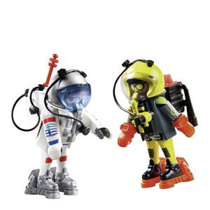 9448 Esploratori spaziali stillife - Playmobil regala ai più piccoli un Natale spaziale!