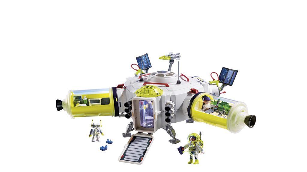 9487 Stazione spaziale su Marte stillife 1024x576 - Playmobil regala ai più piccoli un Natale spaziale!