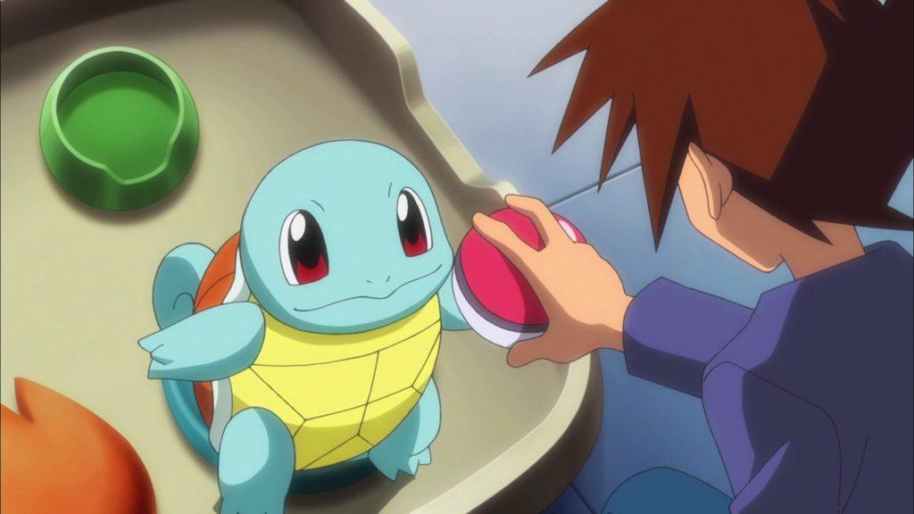 pokemon lets go squirtle 1024x576 - Pokemon Let's Go come trovare Charmander, Bulbasaur e Squirtle