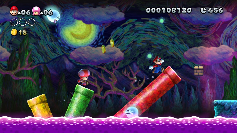 NewSuperMarioBrosUDeluxe 16 - New Super Mario Bros. U Deluxe, la nostra recensione