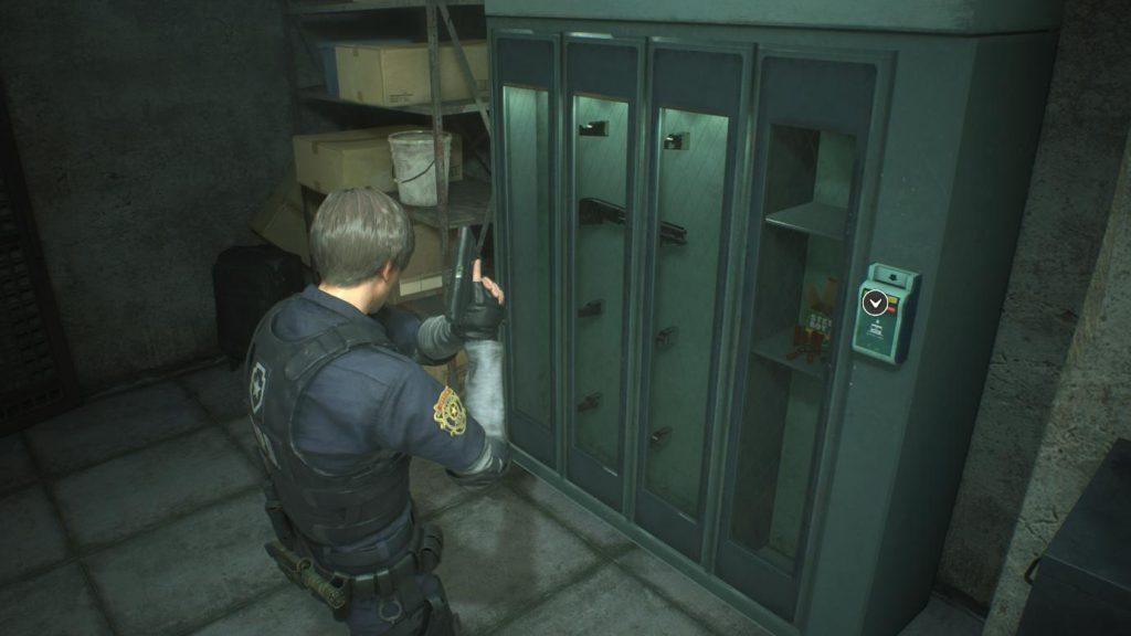 resident evil 2 inventory 1024x576 - Resident Evil 2, 5 trucchi per sopravvivere all'incubo