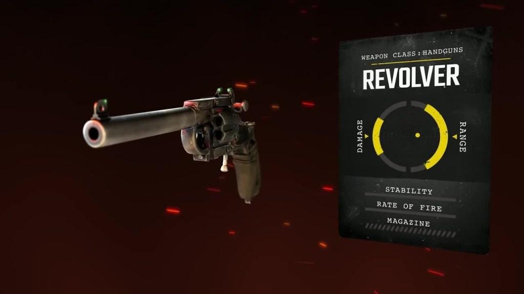 Revolver 1024x576 - Metro Exodus - Guida alle armi