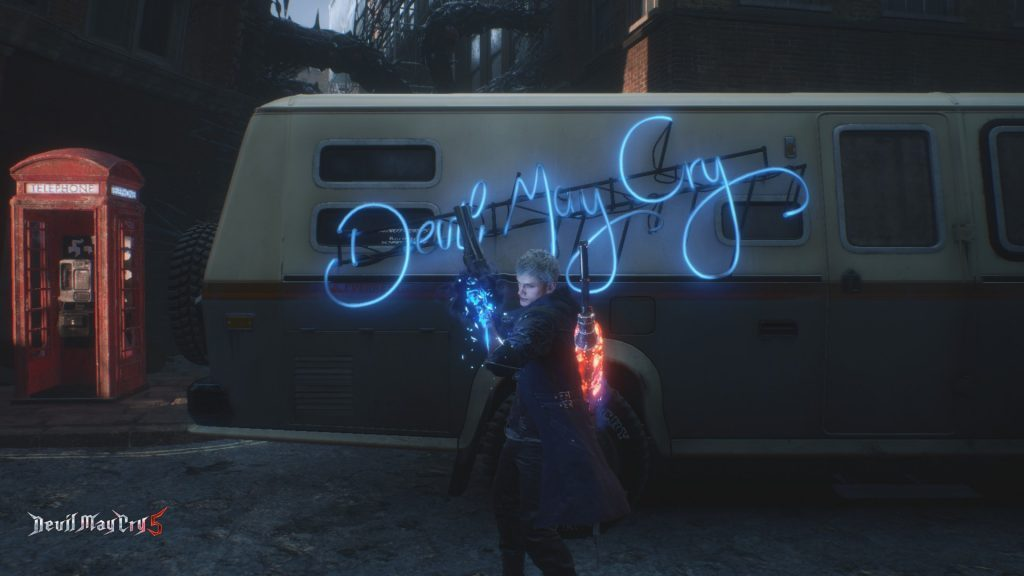 devil may cry 5 van 1024x576 - Devil May Cry 5 - 10 Trucchi + 1 per diventare perfetti cacciatori di demoni