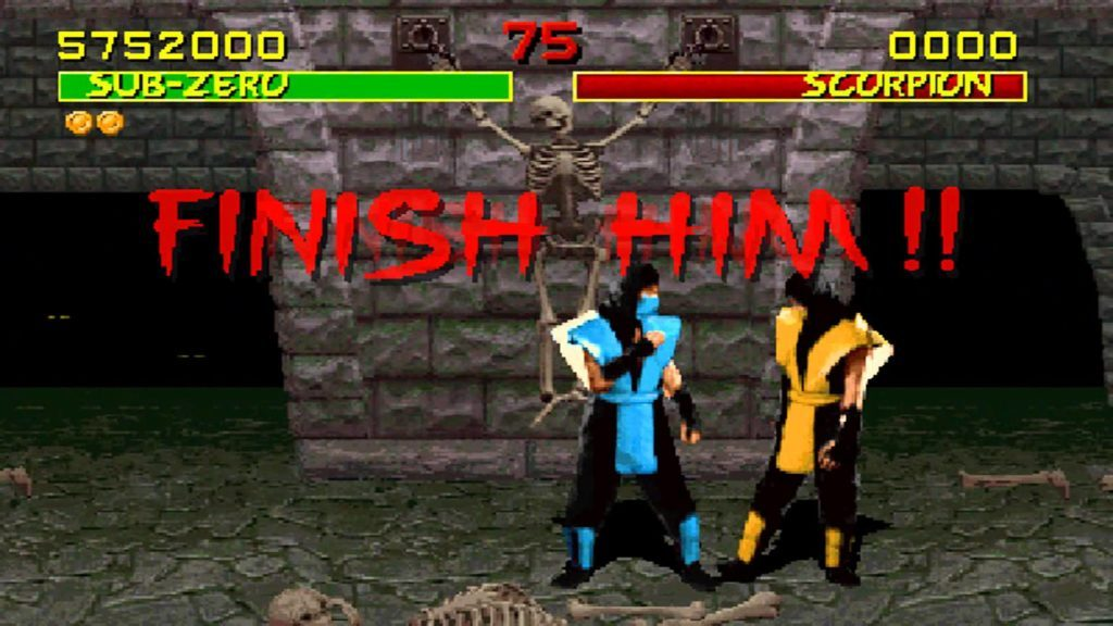 fatality 1024x576 - Back 2 The Past: Mortal Kombat