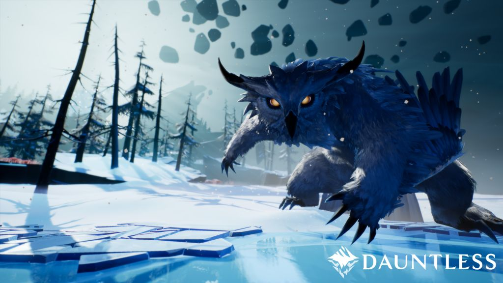 Dauntless behemoth