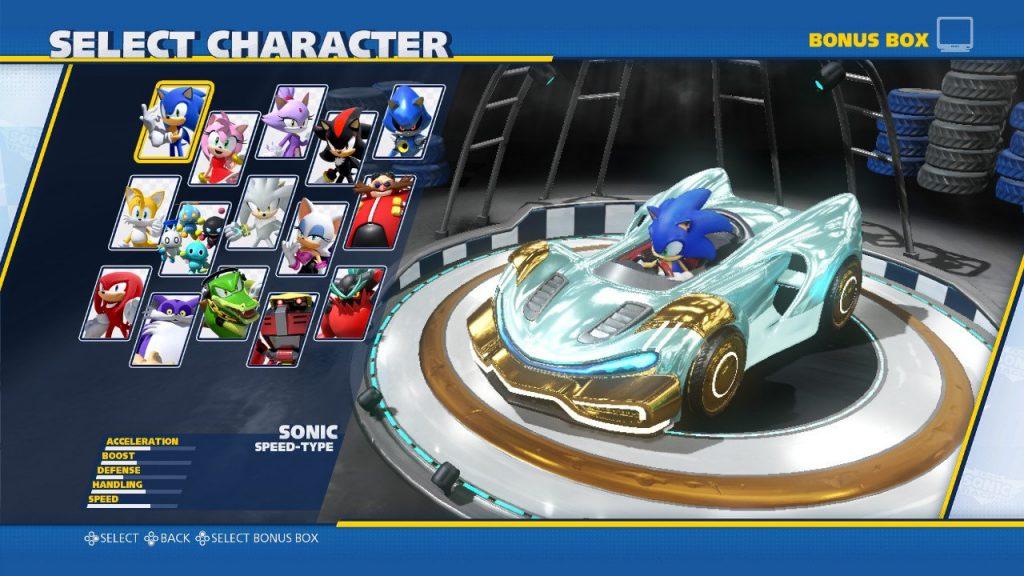 Team Sonic Racing personaggi 1024x576 - Team Sonic Racing - la nostra recensione