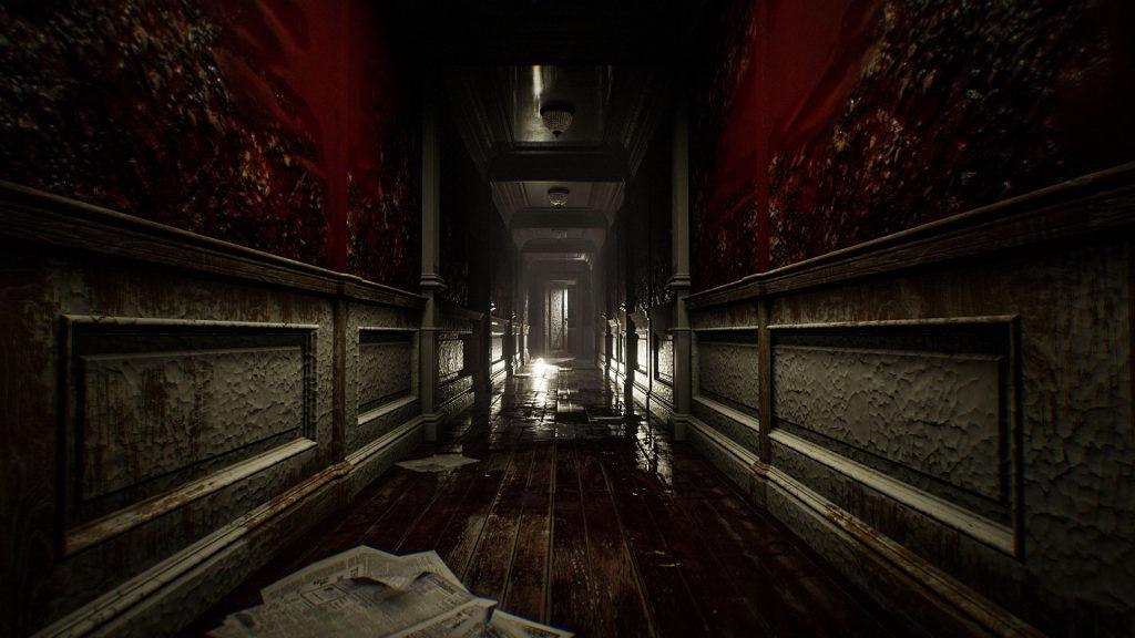 layers of fear 2 corridoio 1024x576 - Layers of Fear 2 - la nostra recensione
