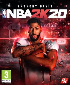 2KSWIN NBA2K20 STD AG FOB ITA - NBA 2K20, Anthony Davis e Dwyane Wade saranno gli atleti di copertina di quest'anno