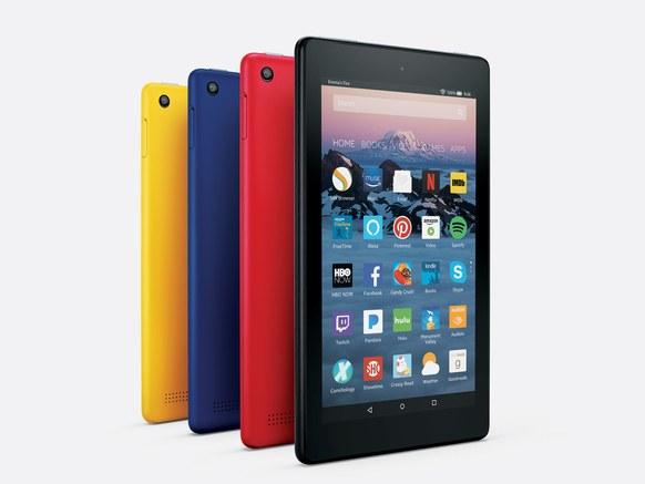 Amazon Fire 7 TA - Tablet Android: quali imodelli migliori sul mercato?